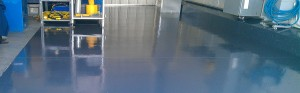 Speed Boy Commercial Painters Epoxy Floor