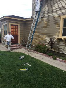 house painting monterey